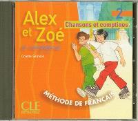 Alex et Zoé niveau 2
