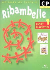 Cahier d'activités 1, CP, cycle 2