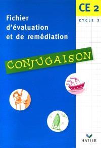 Conjugaison, CE2