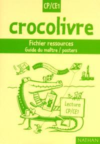Crocolivre CP-CE1 : fichier ressources du maître 3