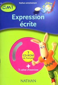 Expression écrite, CM1