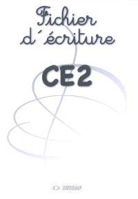 Fichier d'écriture CE2