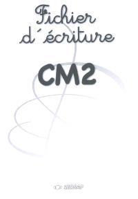 Fichier d'écriture CM2