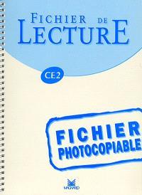Fichier de lecture CE2 : fichier photocopiable