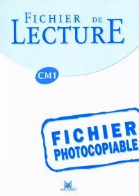 Fichier de lecture CM1 : fichier photocopiable