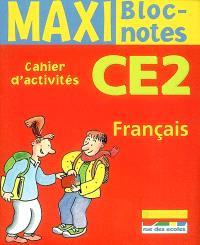 Français CE2 : cahier d'activités