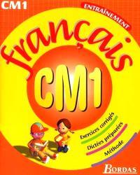 Français, CM1