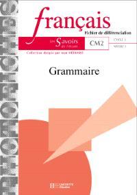 Français, CM2, cycle 3 niveau 3 : photofiches, grammaire