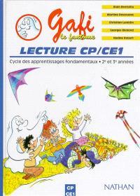 Gafi, lecture CP, CE1 : cycle des apprentissages fondamentaux 2e et 3e années, livre de l'élève