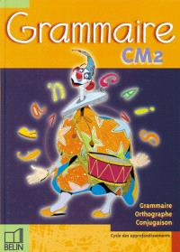 Grammaire CM2
