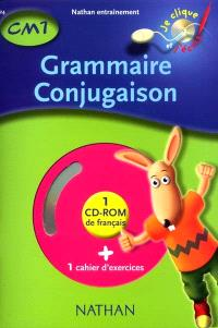 Grammaire conjugaison, CM1