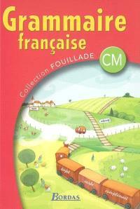 Grammaire française CM, cycle 3