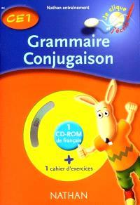 Grammaire-conjugaison, CE1