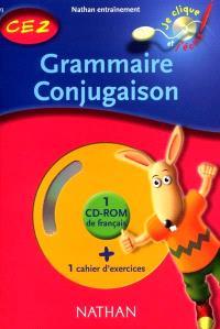 Grammaire-conjugaison, CE2