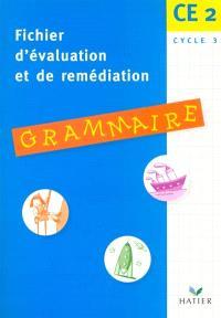 Grammaire, CE2