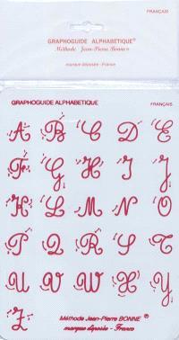 Graphoguide alphabétique : français