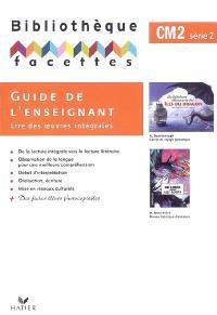 Guide de l'enseignant, CM2 : série 2