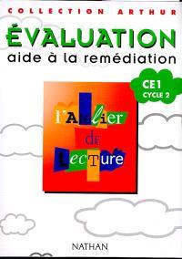 L'atelier de lecture CE1 : évaluation