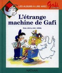 L'étrange machine de Gafi, niveau 2