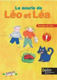 La souris de Léo et Léa. Volume 1, Ecouter et lire