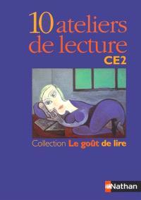 Le goût de lire : la littérature au CE2 : photofiches