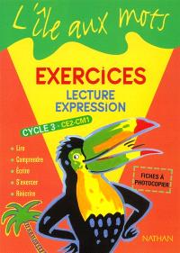 Lecture-expression CE2-CM1 : photofiches élève