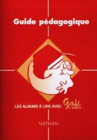Les albums à lire avec Gafi le fantôme : guide pédagogique