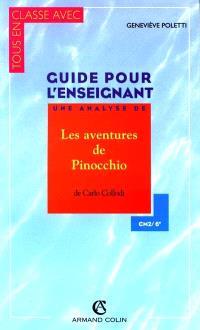 Les aventures de Pinocchio (C. Collodi) CM1, CM2