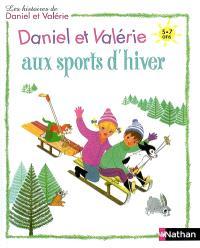 Les histoires de Daniel et Valérie, Daniel et Valérie aux sports d'hiver