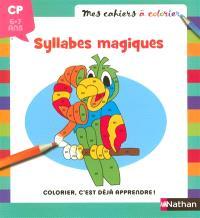 Mes premières syllabes : CP