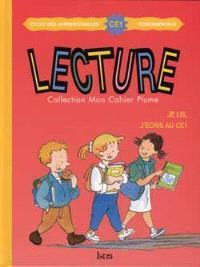 Mon cahier Plume CE1, lecture : je lis, j'écris