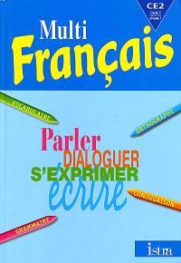 Multi français CE2, cycle 3 niveau 1 : élève