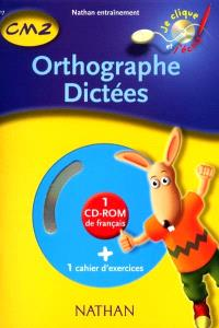Orthographe-dictées, CM2