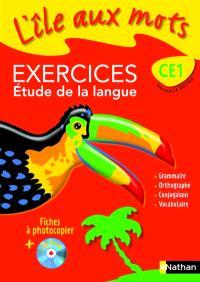 Tout le français au CE1 : fichier d'exercice
