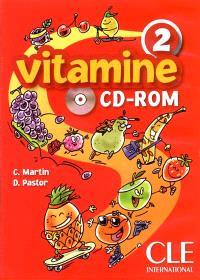 Vitamine. Volume 2, Méthode de français niveau 2