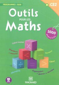 Outils pour les maths CE2 : 1.000 exercices