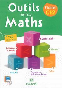 Outils pour les maths CE2 : fichier de l'élève