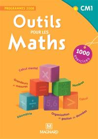 Outils pour les maths, CM1 : programme 2008