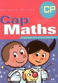 Cap maths, CP : fichier d'entraînement