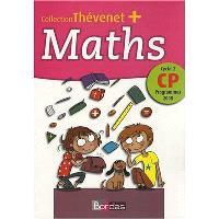 Maths CP, cycle 2, programmes 2008 : fichier de l'élève