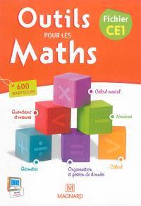 Outils pour les maths CE1 : fichier de l'élève