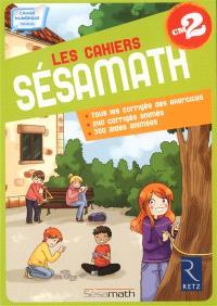 Les cahiers Sésamath CM2 : cahier numérique enrichi sur DVD-Rom