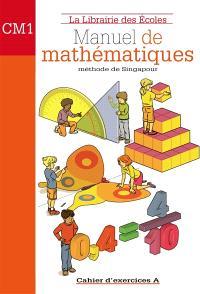 Mathématiques méthode de Singapour CM1 : ex A