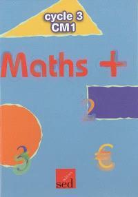 Maths + cycle 3, CM1
