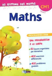 Maths, CM1 cycle 3