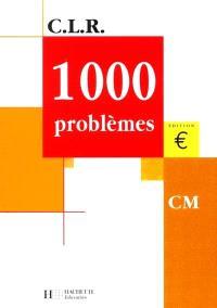 1.000 problèmes, CM : édition euro