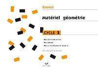 Apprentissages géométriques et résolution de problèmes au cycle 3 : matériel collectif