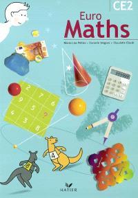 Euro maths CE2 : cycle des approfondissements