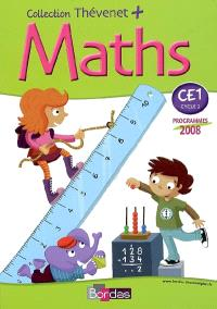 Maths CE1, cycle 2 : programmes 2008