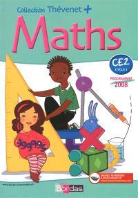 Maths CE2, cycle 2 : fichier de l'élève